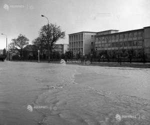 Inundații 1970 - Baia Mare